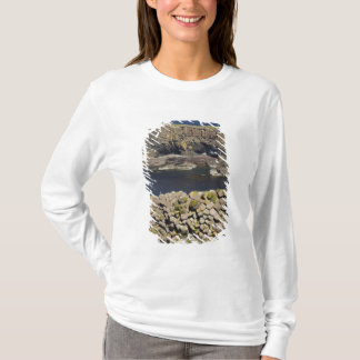 Basalte polygonal, Staffa, outre d'île Mull, T-shirt