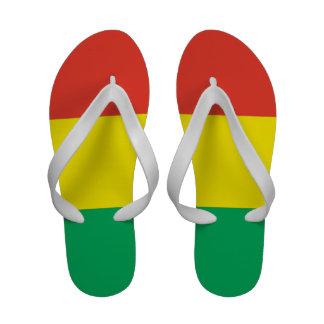 Bascules électroniques de reggae d Hawaï Chaussures De Plage