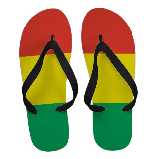 Bascules électroniques de reggae d Hawaï Flip Flops