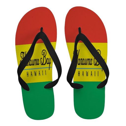Bascules électroniques de reggae d'Hawaï de baie d Tongs