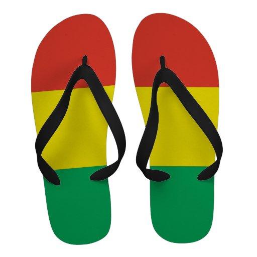 Bascules électroniques de reggae d'Hawaï Flip Flops