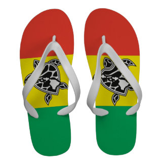Bascules électroniques de tortue de reggae d Hawaï Chaussures D'été