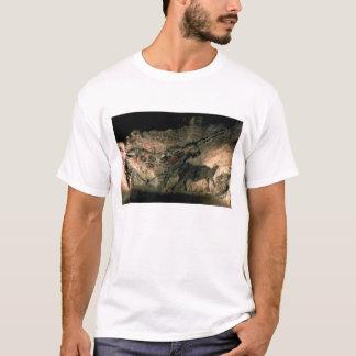 Basculez la peinture d'un animal à cornes, c.17000 t-shirt