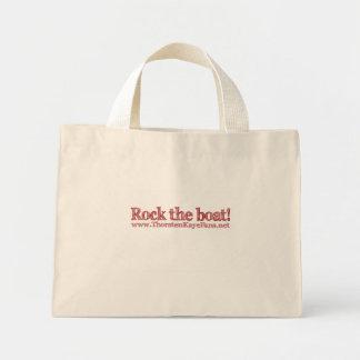 Basculez le bateau sacs fourre-tout