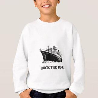 basculez le grand bateau sweatshirt