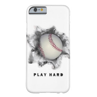 Base-ball Coque iPhone 6 Barely There
