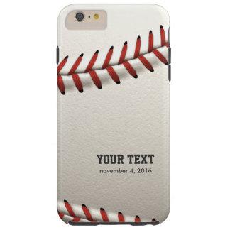 Base-ball Coque Tough iPhone 6 Plus
