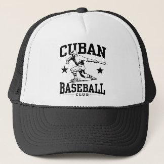 Base-ball cubain casquette