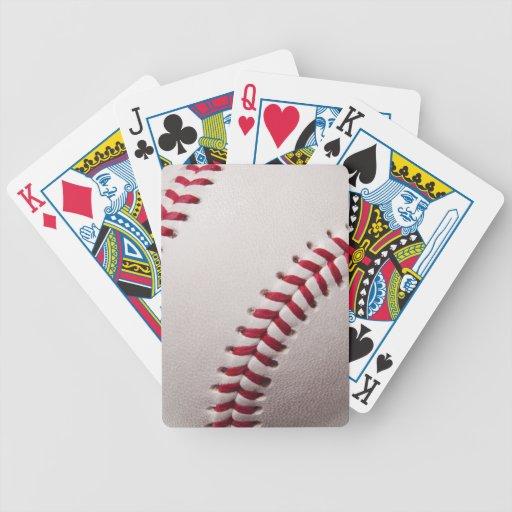 Base-ball - customisé cartes à jouer