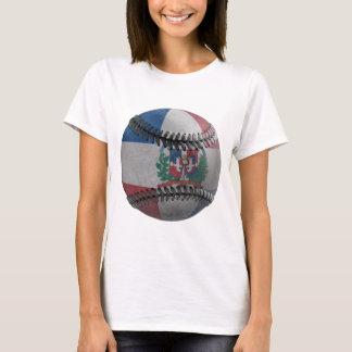 Base-ball de la République Dominicaine T-shirt