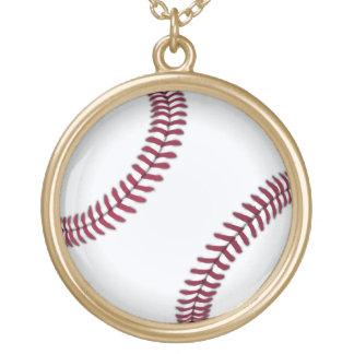 Base-ball Pendentif Rond