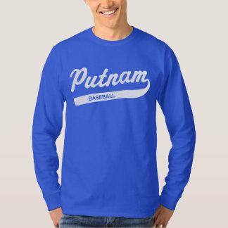 Base-ball T à manches longues de Putnam T-shirt