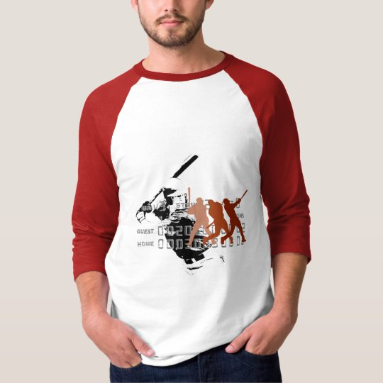 Base-ball T-shirt