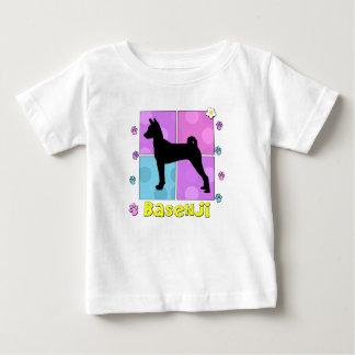 Basenji super t-shirt pour bébé