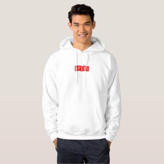 Basic Brand Logo (Red) - White Sweat
