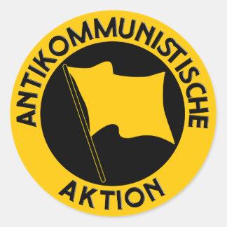 Basic Sticker : Antikom-Logo