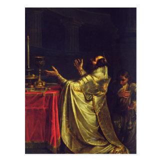 Basil le grand, 1811-12 carte postale
