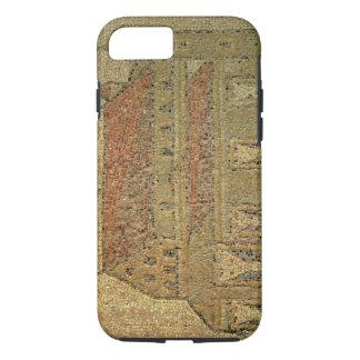 Basilique chrétienne, trottoir de mosaïque, coque iPhone 7