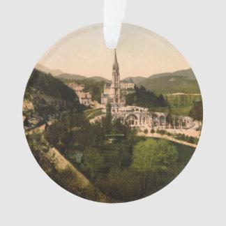 Basilique de Notre Dame, Lourdes, France