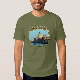 Basilique de salut de della Santa Maria T-shirts