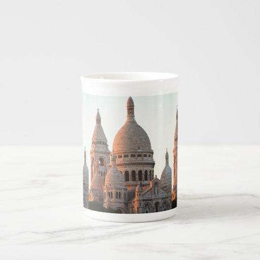 Basilique du Sacré Cœur, Paris Mug En Porcelaine