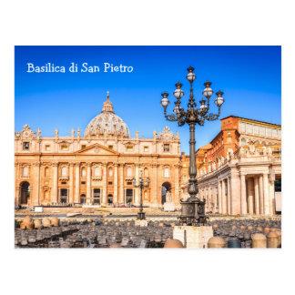 Basilique San Pietro de carte postale