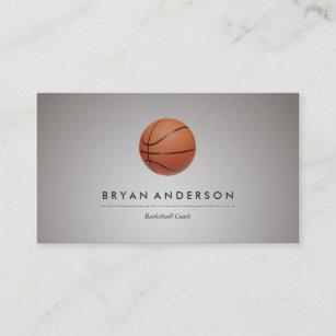 Cartes De Visite Basketball