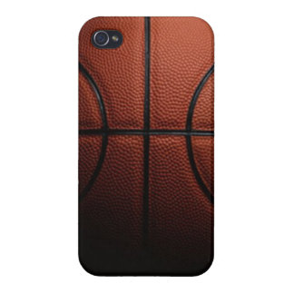 Basket-ball - cas de l iPhone 4 Coques iPhone 4