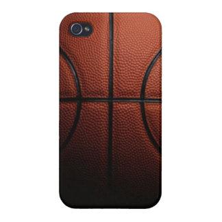 Basket-ball - cas de l'iPhone 4 Coques iPhone 4