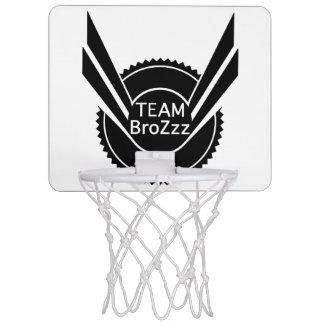 Basket-ball de BroZzz d'ÉQUIPE mini Mini-panier De Basket