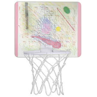 basket-ball de vitesse mini-panier de basket