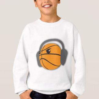Basket-ball fou sweatshirt