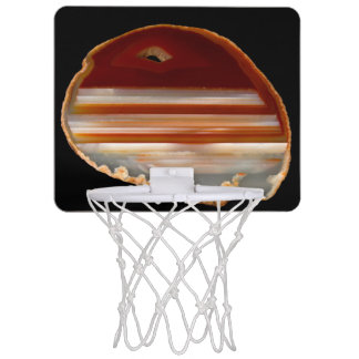 Basket-ball Hoop2 de panneau arrière de tranche Mini-panier De Basket