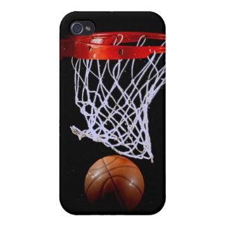 Basket-ball pour 4/4S Étui iPhone 4/4S