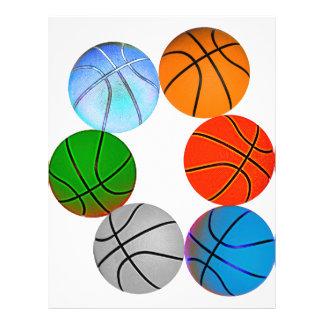 Basket-balls multiples prospectus 21,6 cm x 24,94 cm