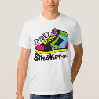 baskets de rad des années 80 t-shirts