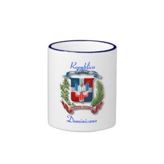 Baso-Republica Dominicana Mugs