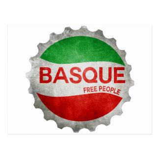 basque Bayonne Euskadi Carte Postale