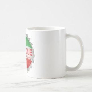 basque Bayonne Euskadi Mug Blanc