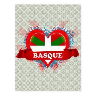 Basque d'amour du cru I Carte Postale