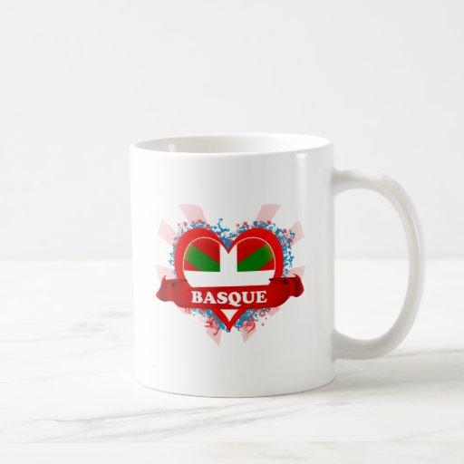Basque d'amour du cru I Mug À Café