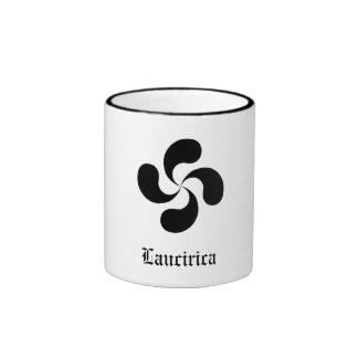 Basque de Croix, Laucirica Mug Ringer