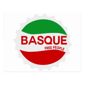 Basque free people cartes postales