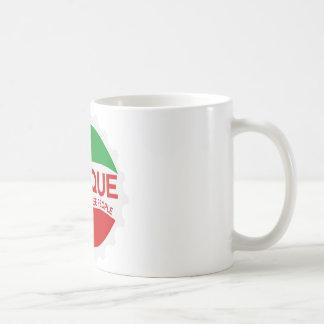 Basque free people mug blanc