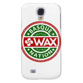 Basque wax for surfers coque galaxy s4