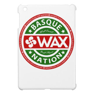 Basque wax for surfers coque iPad mini