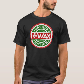 Basque wax for surfers t-shirt