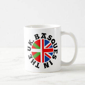 Basques au R-U Mug Blanc