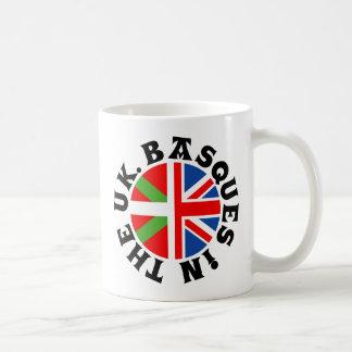Basques au R-U Mug À Café