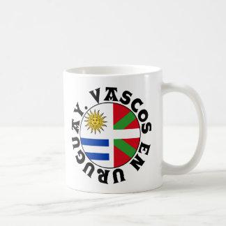 Basques dans le logo de l'Uruguay, Mug À Café